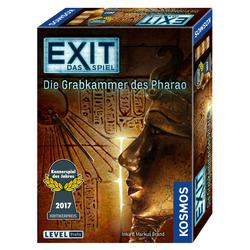 Spiel EXIT Die Grabkammer des Pharao Kennerspiel des Jahres 2017