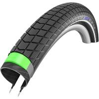 "Schwalbe Big Ben Plus Clincher Tyre 24"" GreenGuard SnakeSkin E-50 Performance Reflex black 55-507   24x2.15"" 2020 E-Bike Reifen"