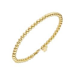 JOBO Goldarmband Engel Schutzengel, 585 Gold 19 cm