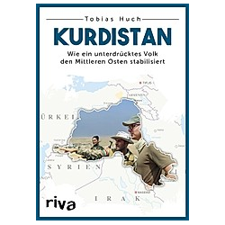 Kurdistan. Tobias Huch  - Buch