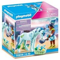Playmobil Fairies Einhorn mit Heiler-Fee 70656