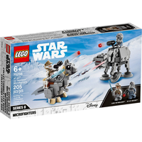 Lego Star Wars AT-AT vs. Tauntau Microfighters 75298