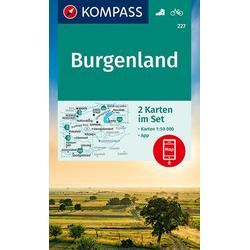 Burgenland 1:50 000