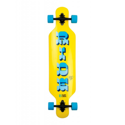 Surflogic Freestyle LB Ride Complete Longboard board long