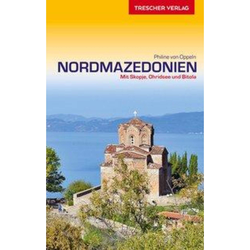 Reiseführer Nordmazedonien - Neu 2020|Nordmazedonien