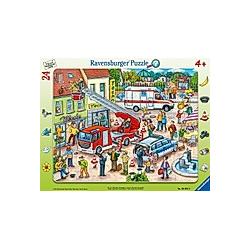 110  112 - Eilt herbei! (Rahmenpuzzle)