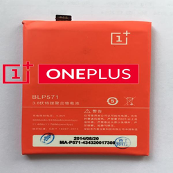 Akku Original OnePlus BLP571 für OnePlus One, 3100 mAh