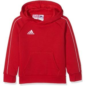 adidas Kinder Core 18_cv3431 Hoodie Sweatshirt, Rot (Power Red/White), 176