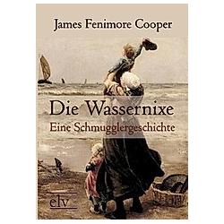 Die Wassernixe. James Fenimore Cooper  - Buch