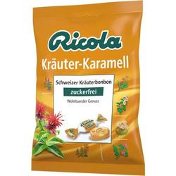 RICOLA o.Z.Beutel Kräuter-Karamell Bonbons 75 g