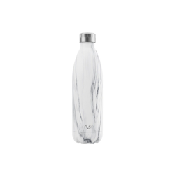 FLSK Isolierflasche, FLSK Trinkflasche Isolierflasche Edelstahl 1000ml Doppelwandig Thermoflasche weiß