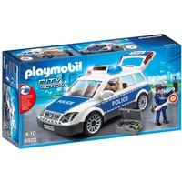Playmobil Ciy Action Polizeiwagen Spiel (6920)