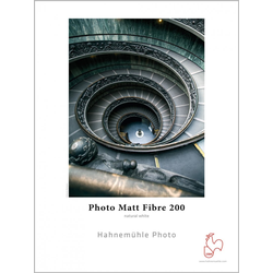 """Hahnemühle Photo - Photo Matt Fibre 200 g/m², 44"""" x 30 m"""
