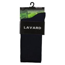 Lavard Marineblaue Socken aus Bambusfasern 73938  39-41