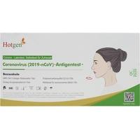 Hotgen Coronavirus (2019-nCoV) Nasal Antigentest 1 St.