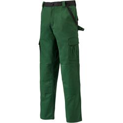 Dickies Arbeitshose Industry Bundhose 2.0, weite Passform grün Herren Arbeitshosen Arbeits- Berufsbekleidung
