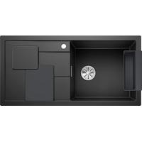 Blanco Sity XL 6 S rechts anthrazit/lavagrau + Handbetätigung + InFino