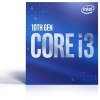 Intel Core i3-10100 Prozessor 3,6 GHz 6 MB