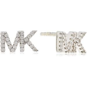 Michael Kors Damen-Ohrstecker 925er Silber One Size Silber 32010736
