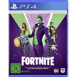 Fortnite Letzter-Lacher-Paket PS4 USK: 12