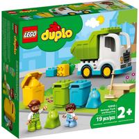 Lego Duplo Müllabfuhr und Wertstoffhof 10945