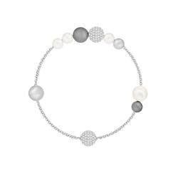 Swarovski Armband 5421436, mit Swarovski® Kristallen