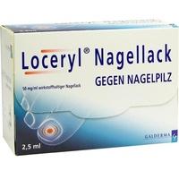 Galderma Laboratorium Loceryl Nagellack gegen Nagelpilz
