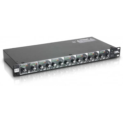 LD SYSTEMS MS828 8-Channel Splitter / Mixer - Rackmixer