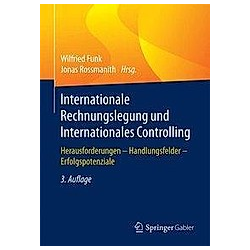 Internationale Rechnungslegung und Internationales Controlling - Buch