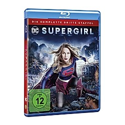 Supergirl - Staffel 3 - DVD  Filme