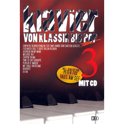 Klavier von Klassik bis Pop Band 3