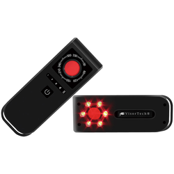 Mobiler Spycam-Detektor zum Finden von versteckten Kameras, Akku, IP44