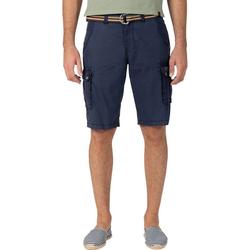 TIMEZONE Shorts Maguire mit 100% Baumwolle blau W 32