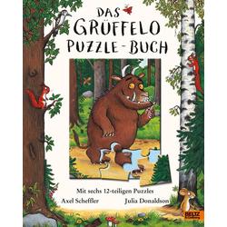 Das Grüffelo-Puzzle-Buch: Buch von Axel Scheffler/ Julia Donaldson