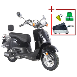 Alpha Motors Motorroller Retro Firenze, 50 ccm, 45 km/h, Euro 4