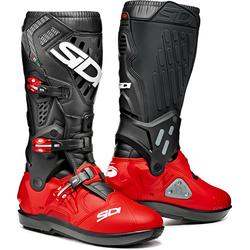 Sidi Atojo SRS S21, boots - Rot/Schwarz - 40 EU