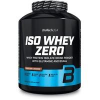 BIOTECH Iso Whey Zero Vanille-Zimt Pulver 2270 g