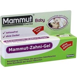 MAMMUT Baby Zahni Gel 10 ml