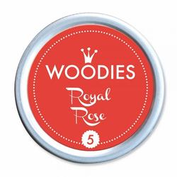 Woodies Stempelkissen - Royal Rose
