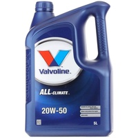 Valvoline All Climate 20W-50 5 Liter