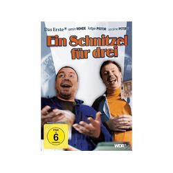 EIN SCHNITZEL FÜR DREI DVD