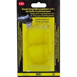 RONA 450415 Vergrößerungslinse Vergrößerungsfaktor: 1.8 x