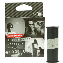 LOMOGRAPHY Earl Grey 100 ASA 120 (3er Pack)