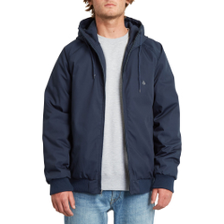 Volcom - Hernan 5K Jacket Navy - Jacken - Größe: XL
