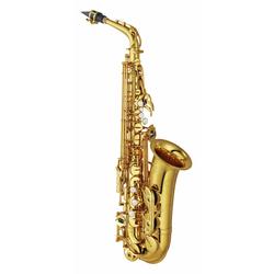 Yamaha YAS-62 Altsaxophon Goldlack