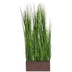 Kunstgras Gras Raumteiler, Creativ green, Höhe 85 cm