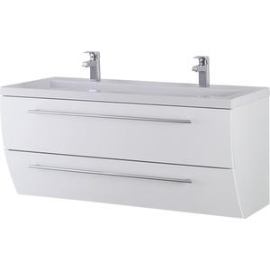 Waschbeckenunterschrank Sweet 120 cm Weiß