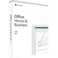 Microsoft Office Home and Business 2019 ESD EN Mac
