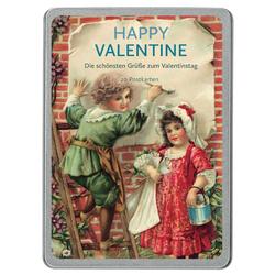 Happy Valentine. 20 Postkarten
