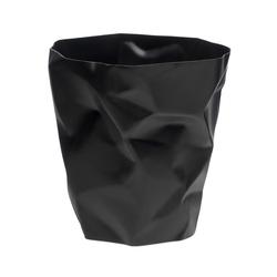 Klein & More Papierkorb Klein und More Abfalleimer Bin Bin schwarz